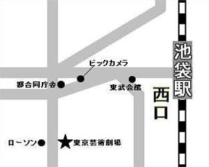 池袋MAP