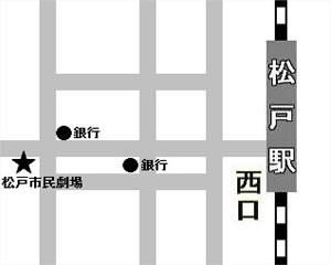 松戸MAP
