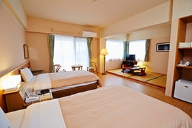リゾートルーム