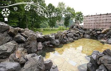 クラブメッド北海道 冬 屈足温泉ツアーイメージ
